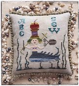 Lucy Beam Love In Stitches - Sewing Mermaid THUMBNAIL