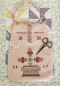 Lucy Beam Love In Stitches - Stitching Pocket THUMBNAIL