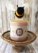 Lucy Beam Love In Stitches - A Bee Skep Drumroll THUMBNAIL