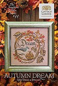 Cottage Garden Samplings - Songbird's Garden 11 - Autumn Dream THUMBNAIL