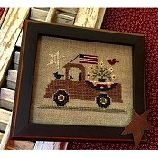 Homespun Elegance - Country Spirits Collection - An All American Truck THUMBNAIL