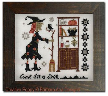 Barbara Ana Designs - Witch's Pantry MAIN