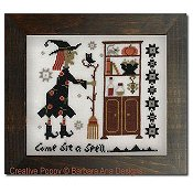 Barbara Ana Designs - Witch's Pantry THUMBNAIL