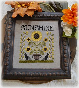 Annie Beez Folk Art - Sunshine MAIN