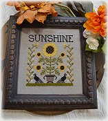 Annie Beez Folk Art - Sunshine THUMBNAIL