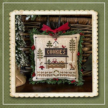 Little House Needleworks - Jack Frost's Tree Farm - Part 7 Cookies MAIN