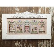 Country Cottage Needleworks - Spring Social THUMBNAIL