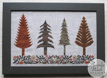 Annalee Waite Designs - Autumn Trees MAIN
