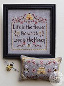Annalee Waite Designs - Honey Flower THUMBNAIL