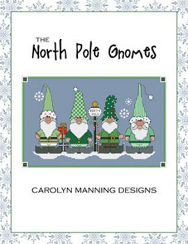 Carolyn Manning Designs - The North Pole Gnomes MAIN