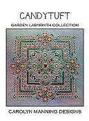 Carolyn Manning Designs - The Garden Labyrinth Collection - Candytuft THUMBNAIL