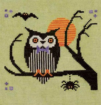 Artful Offerings - Hoot Owl Halloween MAIN