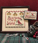 Scissor Tail Designs - Joy to the World THUMBNAIL