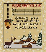 "Twin Peak Primitives - ""Sounds of Christmas"" Triple Series - Amazing Grace THUMBNAIL"
