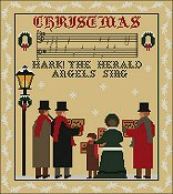 "Twin Peak Primitives - ""Sounds of Christmas"" Triple Series - Hark The Harold Angels Sing THUMBNAIL"