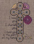 MarNic Designs - Love, Cherish, Hold You = God THUMBNAIL