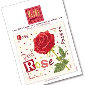 Lilipoints - Red Rose THUMBNAIL