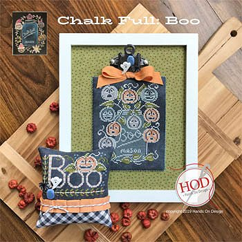 Hands On Design - Chalk Full - Boo MAIN