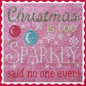 Waxing Moon Designs - A Sparkly Christmas THUMBNAIL