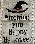 Romy's Creations - Witching Happy Halloween THUMBNAIL