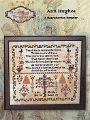 Abby Rose Designs - Ann Hughes - A Reproduction Sampler THUMBNAIL