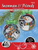 Cat And Mouse Designs - Snowman & Friends - #3 & #4 THUMBNAIL