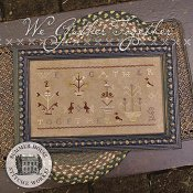 Summer House Stitche Workes - We Gather Together THUMBNAIL