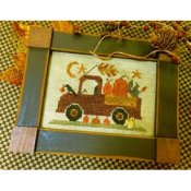 Homespun Elegance - Country Spirits Collection - Pumpkin Pickin' Truck THUMBNAIL