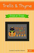Trellis & Thyme - Trick Or Treat THUMBNAIL