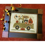 Homespun Elegance - Country Spirits Collection - Trick or Treat Truck THUMBNAIL