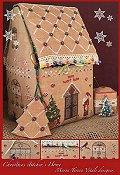 MTV Designs - Christmas Stitcher's Home Sewing Box THUMBNAIL