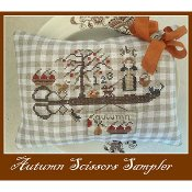 Nikyscreations - Autumn Scissors Sampler THUMBNAIL