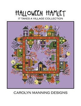 Carolyn Manning Designs - Halloween Hamlet (It Takes A Village Collection) MAIN