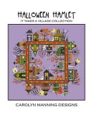 Carolyn Manning Designs - Halloween Hamlet (It Takes A Village Collection) THUMBNAIL
