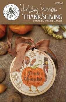 With Thy Needle & Thread - Holiday Hoopla - Thanksgiving MAIN