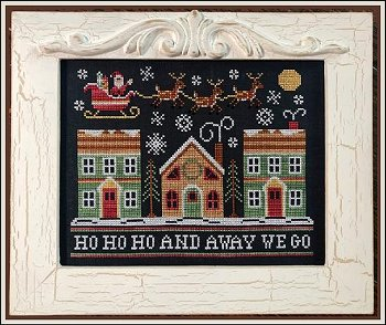 Country Cottage Needleworks - Away We Go MAIN