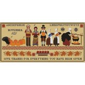 Twin Peak Primitives - Thanksgiving 1621 Sampler THUMBNAIL