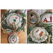 Lilli Violette - Piccoli Addobbi Di Natale (Small Christmas Decorations) THUMBNAIL