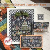 Hands On Design - Farmhouse Chalk - Jack-O-Lantern Junction Farm THUMBNAIL