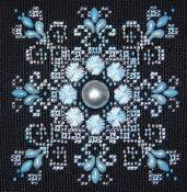 Northern Expressions Needlework - Sparkler #1 Baby Blue THUMBNAIL