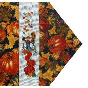 The Stitchworks - Seasonal Table Runners - Fall THUMBNAIL
