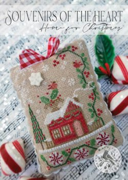 With Thy Needle & Thread - Souvenirs of the Heart - Home for Christmas MAIN