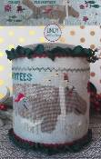 Lindy Stitches - Merry Manatees THUMBNAIL
