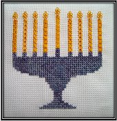 Works By ABC - Menorah THUMBNAIL