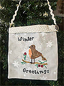 Romy's Creations - Winter Greetings - Christmas Bag THUMBNAIL
