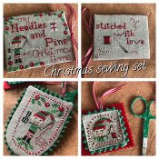 Romy's Creations - Christmas Sewing Set THUMBNAIL