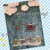 Romy's Creations - Santa is Coming! THUMBNAIL