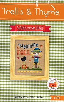 Trellis & Thyme - Welcome Fall MAIN
