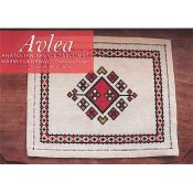 Avlea - Anatolian Argyle Table Mat Warm Colorway THUMBNAIL