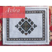 Avlea - Anatolian Argyle Table Mat Cool Colorway THUMBNAIL